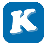 Kidblog app
