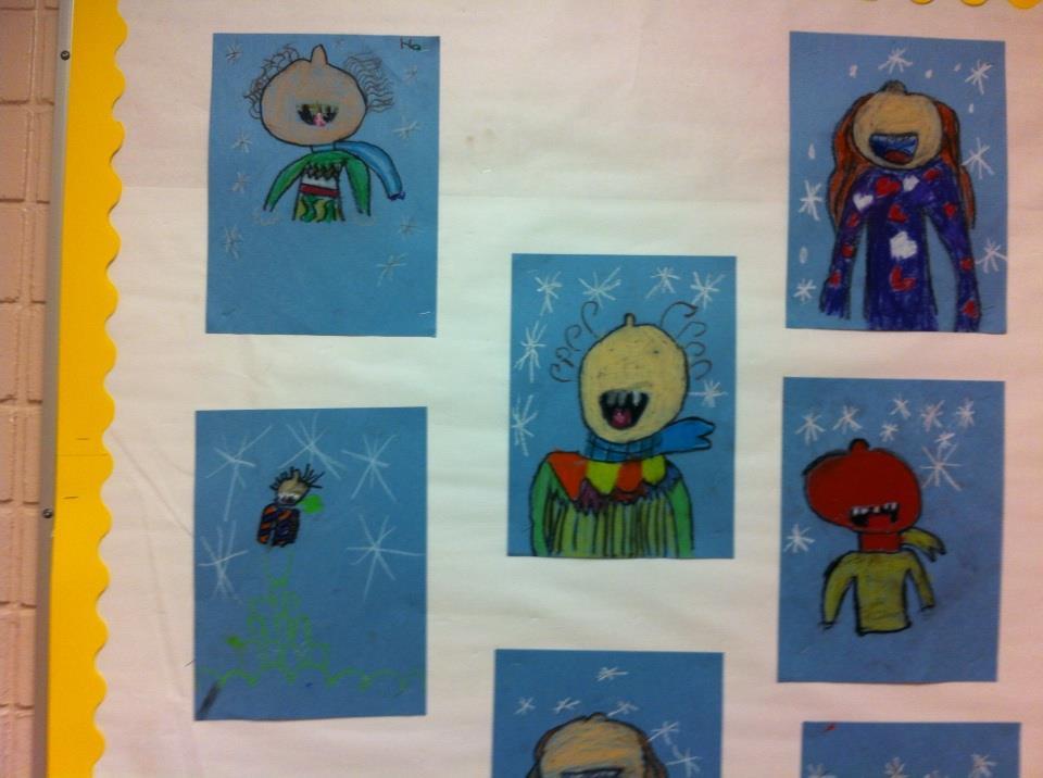 winter art 4
