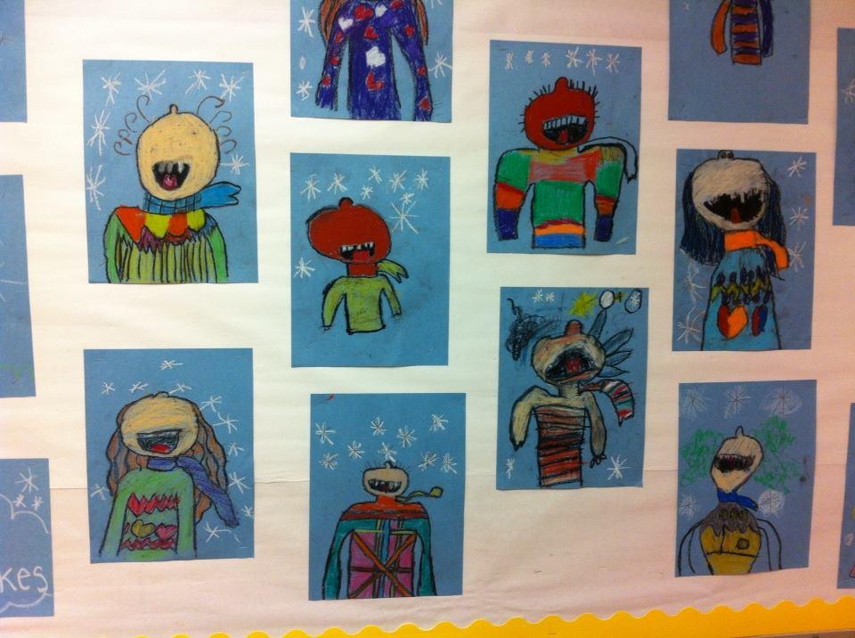 winter art 7