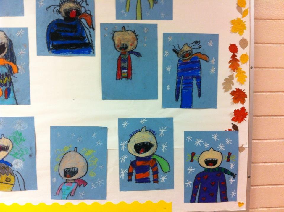 winter art 8